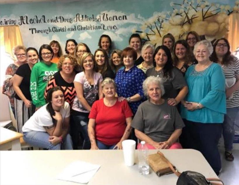 Grace Assembly Adults Group Photograph